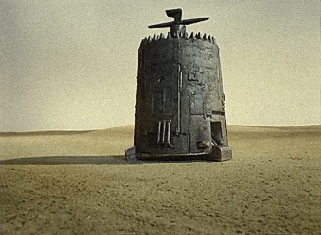 Фото №15 - 15 самых причудливых космических кораблей в кино