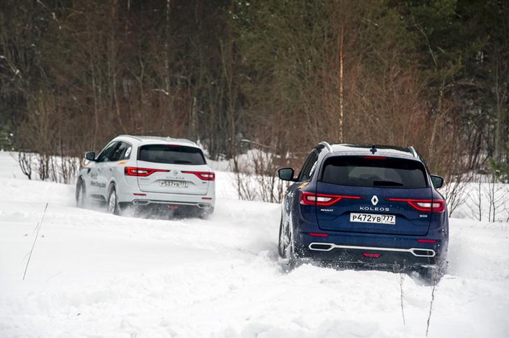 Фото №12 - Renault Koleos для России засветился до премьеры