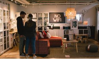 Как съездить вместе в IKEA и не расстаться