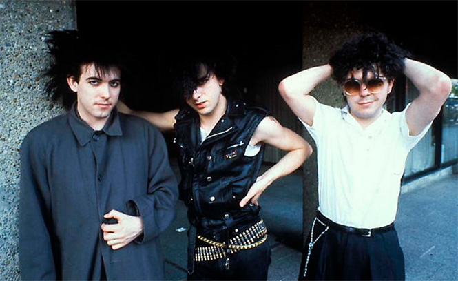 Фото №7 - 15 фактов о группе The Cure
