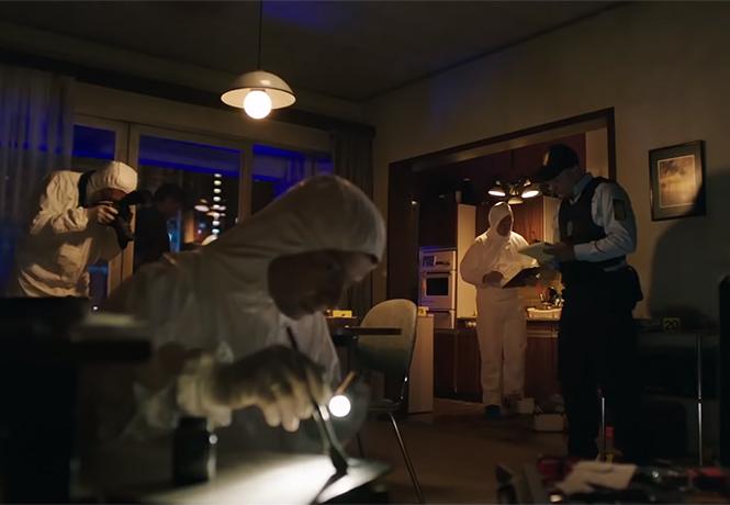 Фото №1 - Трейлер олдскульного боевика «Домино» с актерами «Игры престолов»