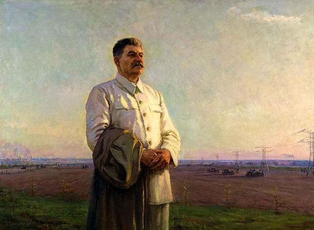 Фото №1 - По данным соцопроса, 70% россиян одобряют деятельность Иосифа Сталина