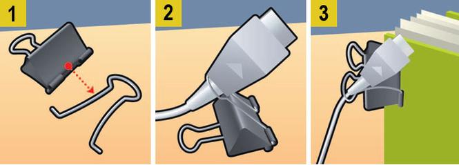 Как сделать, чтобы провода не запутывались: 4 гениальных лайфхака!