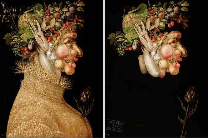 знаменитые картины глютена безвредны съесть