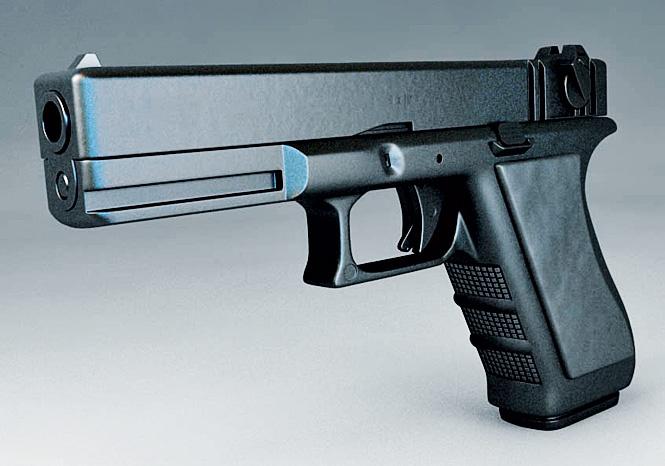 Пистолет Glock GmbH