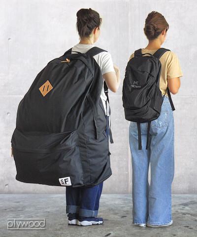 Фото №2 - В продаже появился рюкзак размером со шкаф