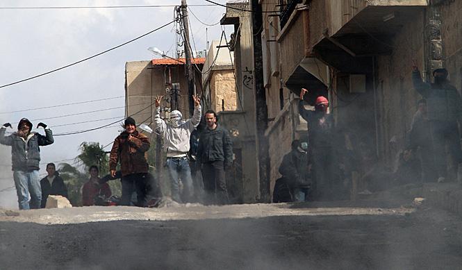 Антиправительственные выступления в Даръа. 23 марта 2011 г.