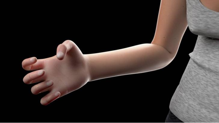 Фото №4 - Как будет выглядеть человек будущего, если верить этой 3D-модели