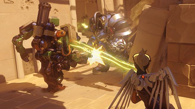 Фото №4 - 7 причин ждать игру Overwatch от Blizzard