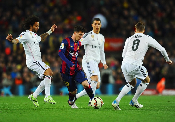Барселона Реал трансляция матча
