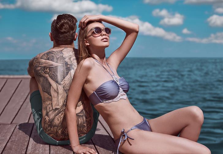 Фото №1 - Исследование выяснило: татуировки не делают тебя привлекательней для женщин. Но есть и хорошая новость!