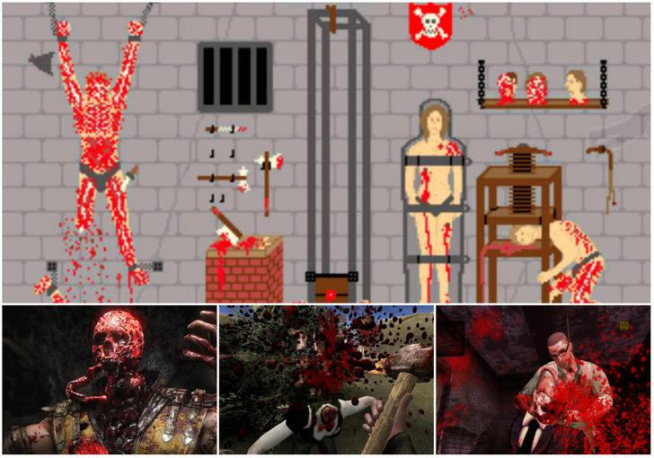 Фото №1 - Виртуальный экзекутор. 50 самых жестоких игр с расчлененкой