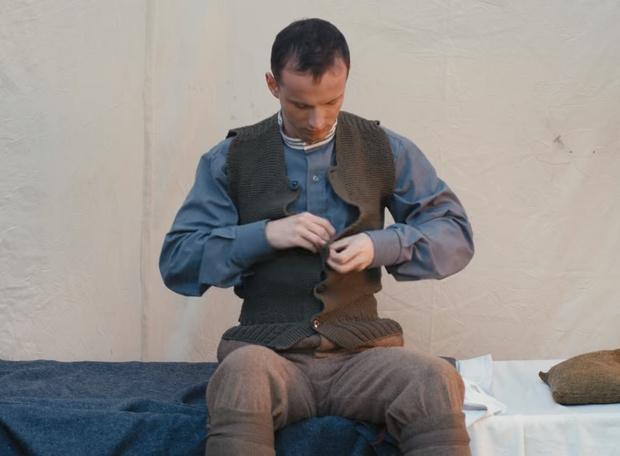 Фото №1 - Как и во что одевался солдат Первой мировой войны (видео)