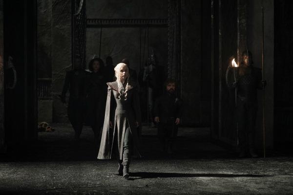 Фото №8 - Новые интригующие фотографии из 7-го сезона «Игры престолов»