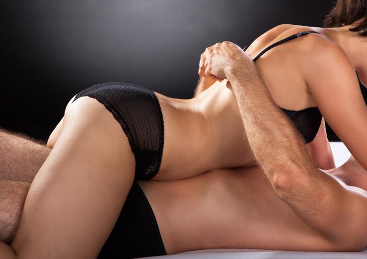 Фото №1 - Ученые выяснили, в какой позе женщине легче всего достигнуть оргазма