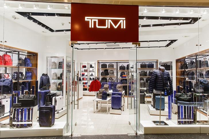 Фото №1 - Все коллекции TUMI в их первом российском бутике