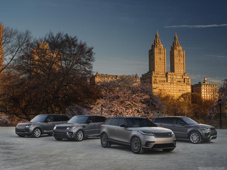 Фото №5 - Все без ума от Range Rover Velar