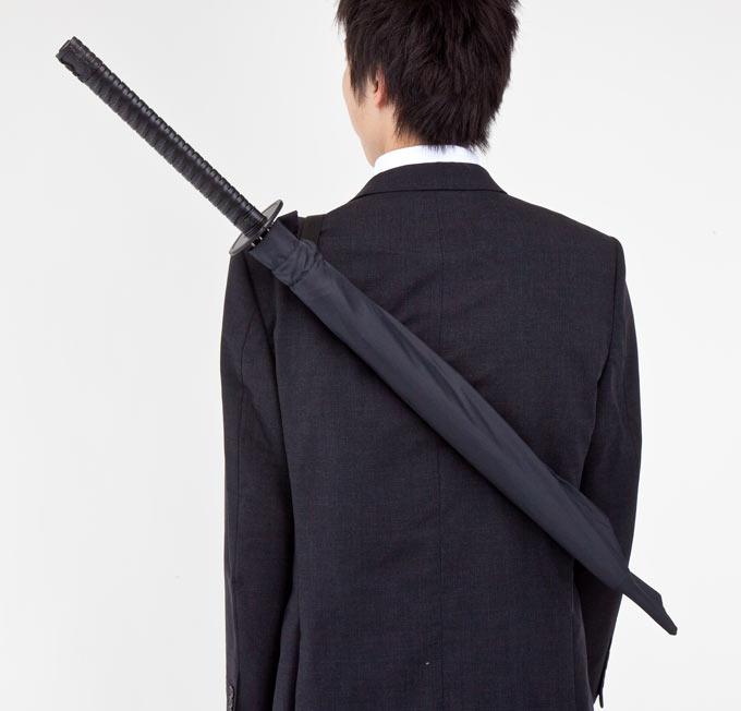 Фото №4 - Зонт для самурая