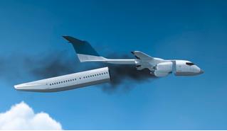 Черный ящик, я не твой! Невероятные проекты по спасению падающих пассажирских самолетов!