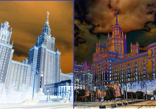 Конфуз: Почта России выпустила конверты в честь МГУ с совсем другим зданием