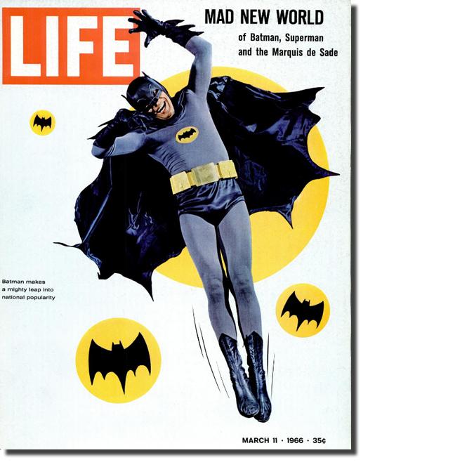 Фото №51 - Самые выдающиеся обложки в истории журнала Life