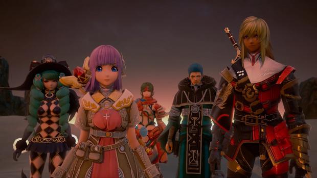 Фото №3 - Чем американские и европейские фэнтези-RPG отличаются от японской Star Ocean: Integrity and Faithlessness