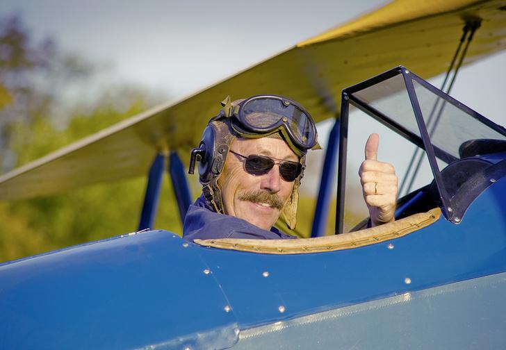 Фото №1 - Где и как прокатиться на раритетном самолете