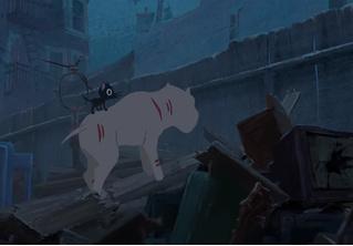 Pixar опубликовал новую бесплатную короткометражку «Kitbull» («Котбуль»)