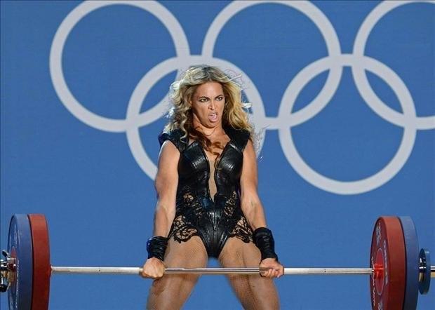 Фото №1 - Лучшие шутки про Олимпийские игры 2016