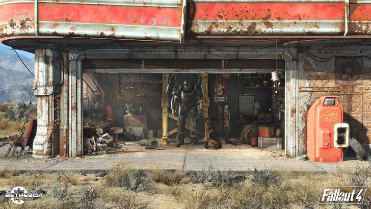 Фото №2 - Пустоши зовут! Анонсирован Fallout 4