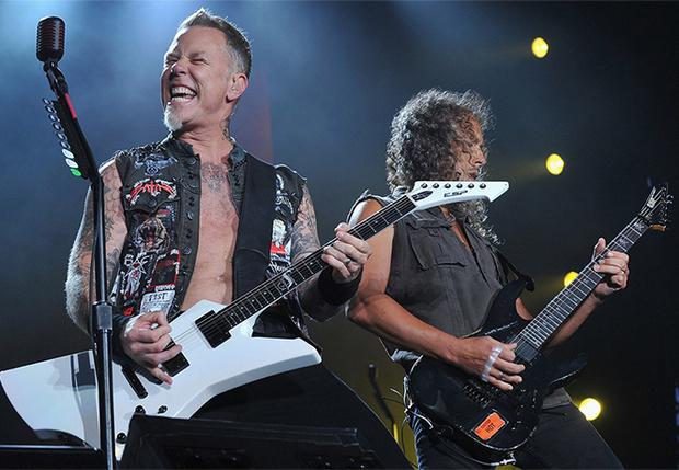 Фото №1 - Скоро! Metallica в прямом эфире с грандиозным концертом!
