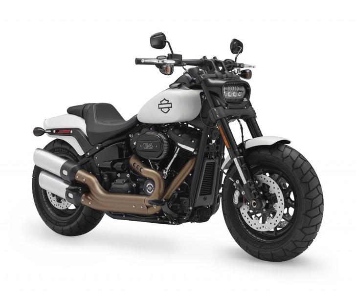 Фото №3 - Кого-то этот новый Harley-Davidson нам напоминает…