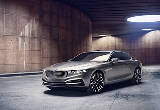 BMW: итальянская работа