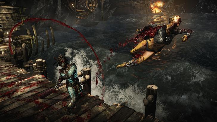 Фото №5 - Кровь, насилие и Mortal Kombat X, или 6 причин перестать драться на улицах
