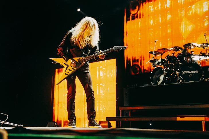 Фото №15 - Megadeth подняли температуру в Москве — посмотри и приобщись!