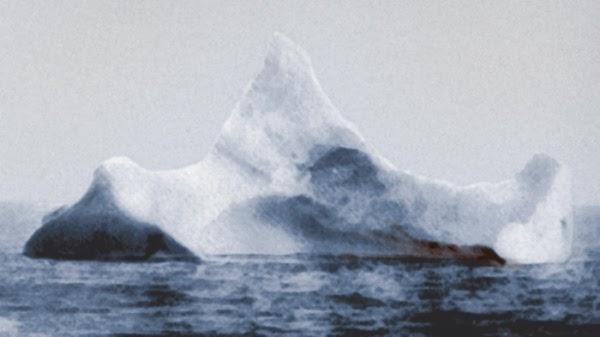 Фото №3 - Айсберг, потопивший «Титаник», и еще четыре знаменитые цветные ретрофотографии