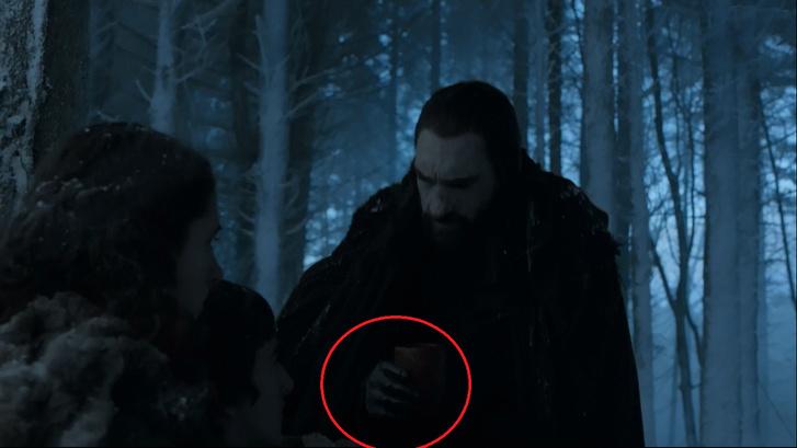 Фото №14 - Самые идиотские киноляпы в шестом сезоне «Игры престолов»