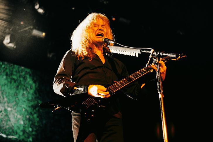 Фото №30 - Megadeth подняли температуру в Москве — посмотри и приобщись!