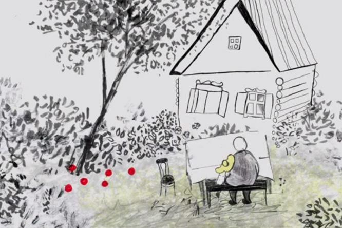 Фото №1 - Пожалуй, лучший в мире мультфильм про бабушку