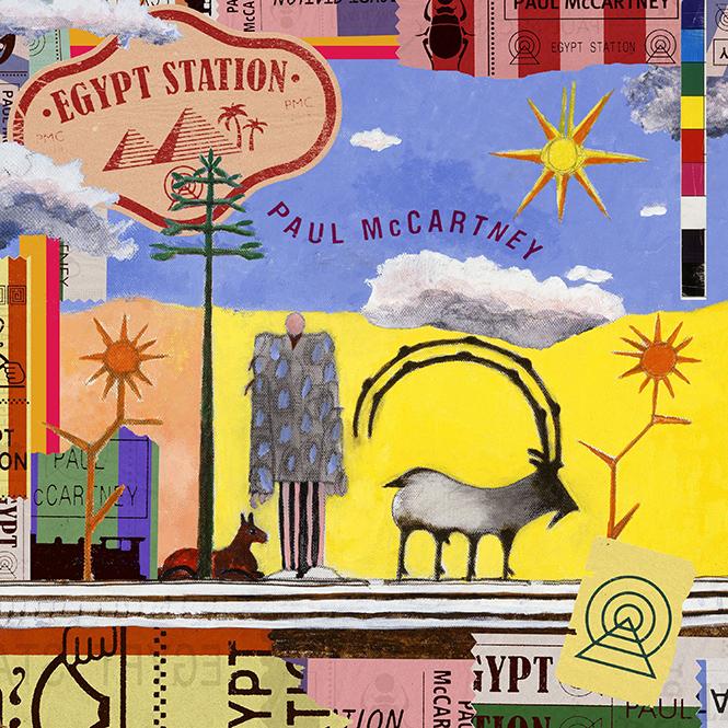 Фото №2 - Пол Маккартни с Egypt Station и другие главные музыкальные новинки