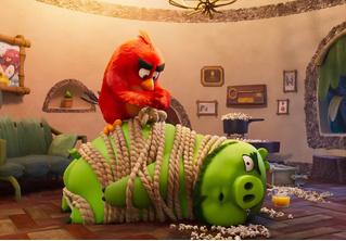 Новый русский трейлер мультфильма «Angry Birds 2 в кино»