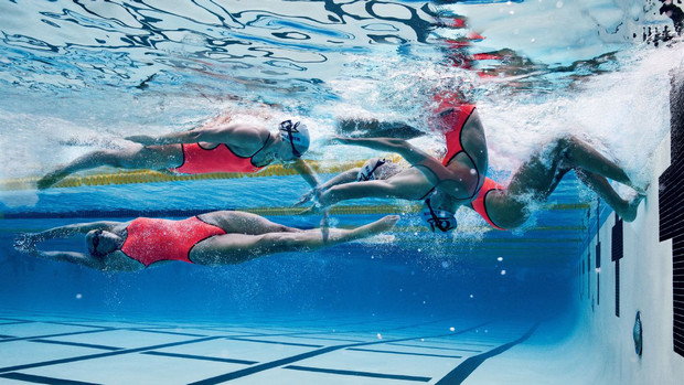 Фото №1 - Как сделать красивый разворот под водой