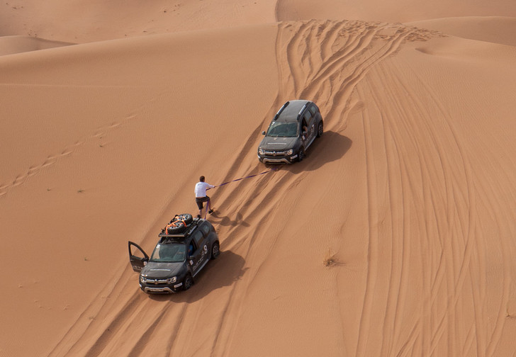Фото №20 - Renault Duster: до Сахары подбросишь?
