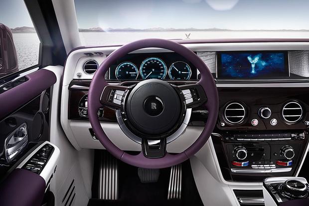Фото №8 - Rolls-Royce Phantom VIII: представлен самый роскошный автомобиль от начала времен