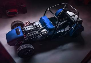 Вот он, самый крутой подарок на 23 Февраля: конструктор-автомобиль Shortcut!