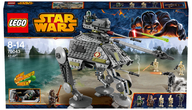 Фото №9 - Набор LEGO Star Wars выиграть должен ты