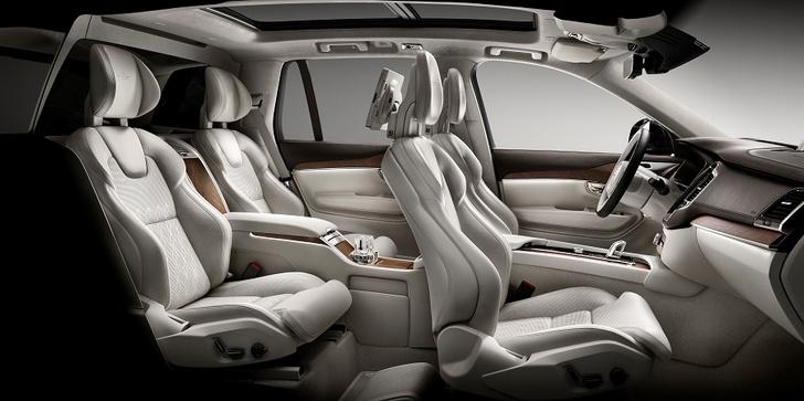 Фото №5 - Volvo Car Russia впервые представила подзаряжаемый от электросети внедорожник