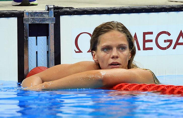 Фото №1 - На день рождения к Юлии Ефимовой явились допинг-комиссары. Без подарка!