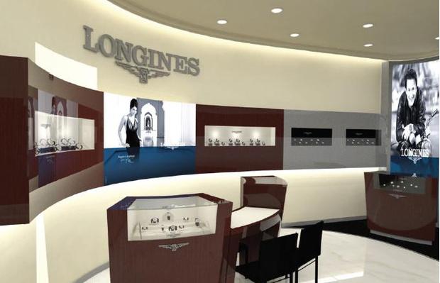 Фото №2 - Первый московский бутик Longines