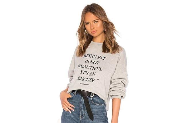 Фото №1 - Компания выпустила свитшоты с обидными слоганами, чтобы поддержать женщин. Но поняли ее не все